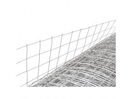 Pletivo rabicové svařované, 25 x 25 x 0,8 mm, 1 x 50 m