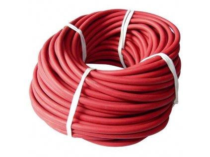 Hadice technická, červená