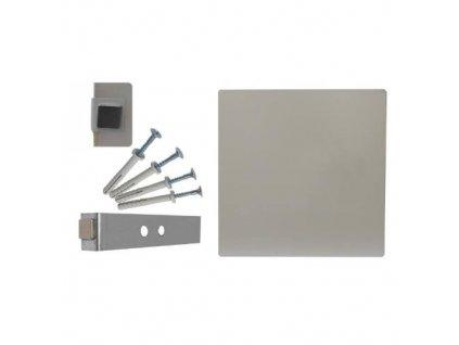 Kryt magnet.reviz. otvoru 25x25cm zdivo