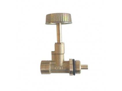 Ventil jednocestný uzavírací  W 21,8 L - G 3/8 L