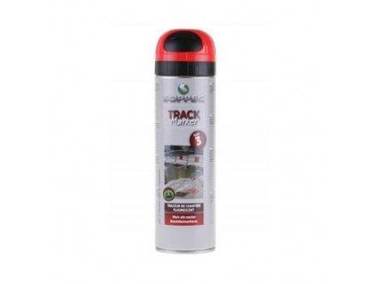 Sprej fluorescenční SOPPEC TrackMarker, červený, 500 ml