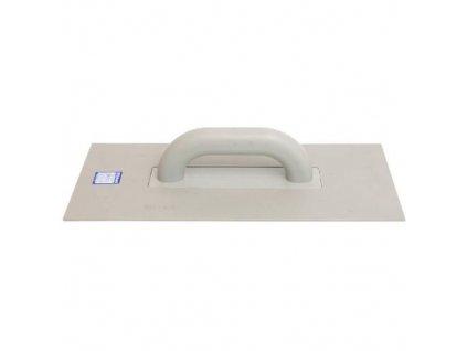 Hladítko plastové hladké, 270 x 130 mm, plastová rukojeť