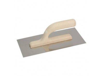 Hladítko nerez hladké ECO LINE, 270 x 130 mm