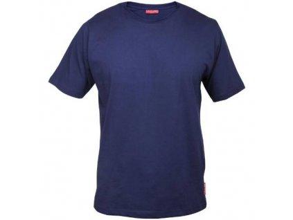 Tričko 180 G, modré, M