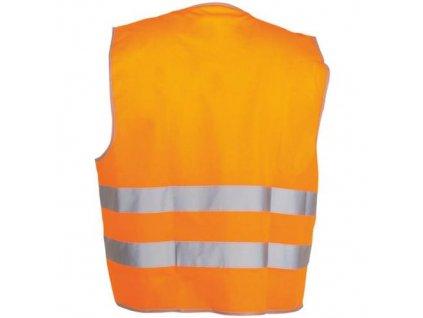 Vesta reflexní, oranžová, L, LAHTI PRO