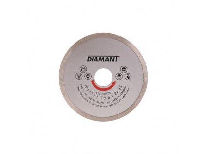 Kotouč diamantový plný Ø 110 x 22.2 mm, DIAMANT