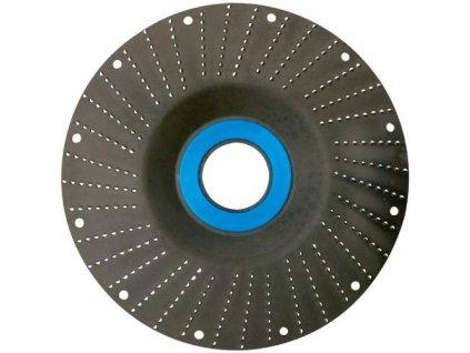 Rašple rotační jemná, Ø 115 mm, čepel 1,5 mm
