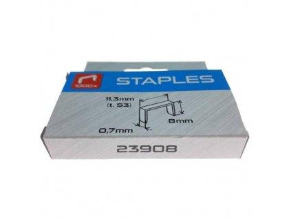 Spony box, 8 mm, 1000 ks