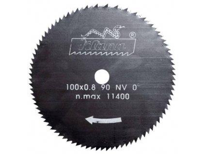 Kotouč pilový 5314 - NV, Ø 80 x 0,9 x 10 mm, 90 zubů, ruční, PILANA