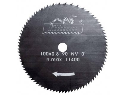 Kotouč pilový 5314 - NV, Ø 100 x 0,9 x 10 mm, 90 zubů, ruční, PILANA