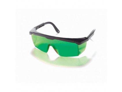 Brýle rozjasňující KAPRO GREEN 27676