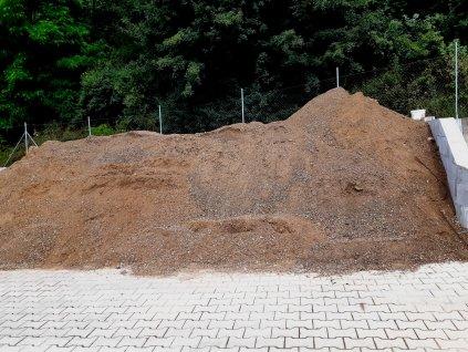 Podkladová zemina 0-15mm (jemná)