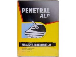 Penetral Alp asfaltový penetrační lak, 9 kg