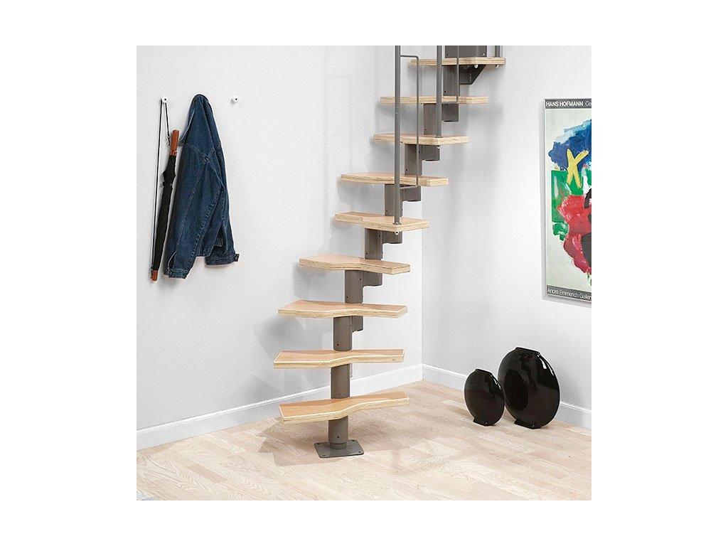 Modulové schody DOLLE GRAZ