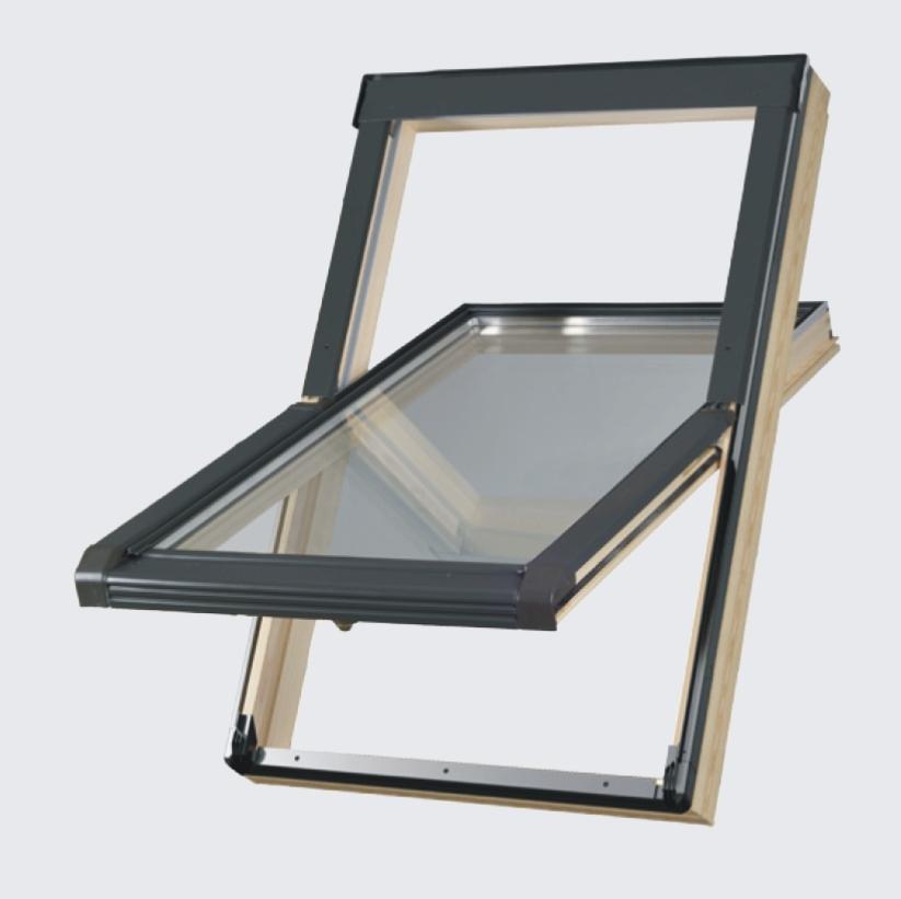 Střešní okno DACHSTAR - OKPOL KLASIK NK S1 78x118 cm