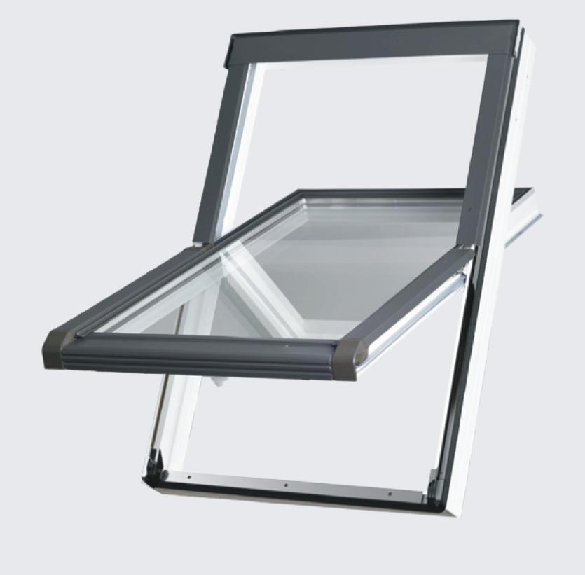 Střešní okno DACHSTAR - OKPOL NK PVC E1 78x118 cm