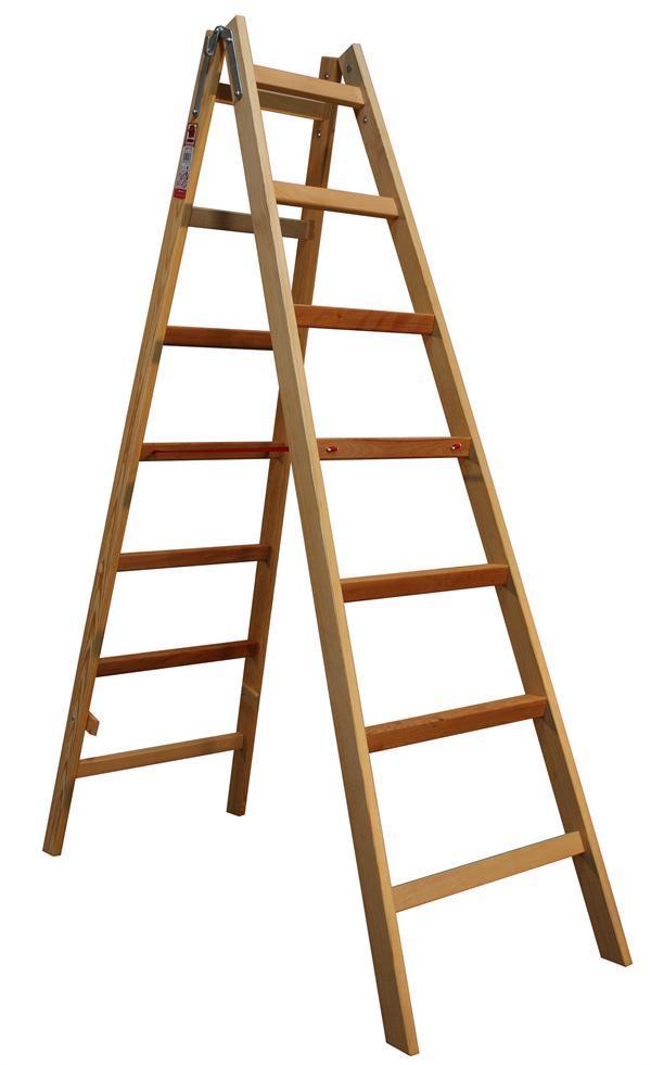 Štafle dřevěné JUMBO 2X7
