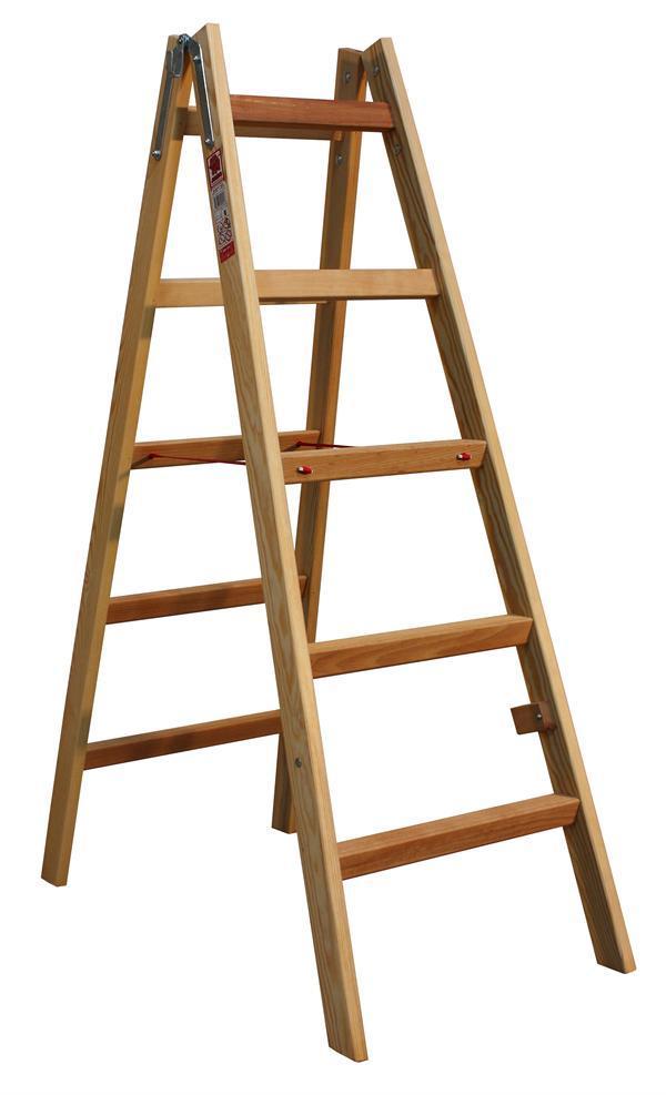 Štafle dřevěné JUMBO 2X5