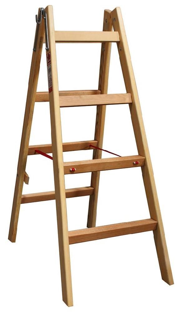 Štafle dřevěné JUMBO 2X4
