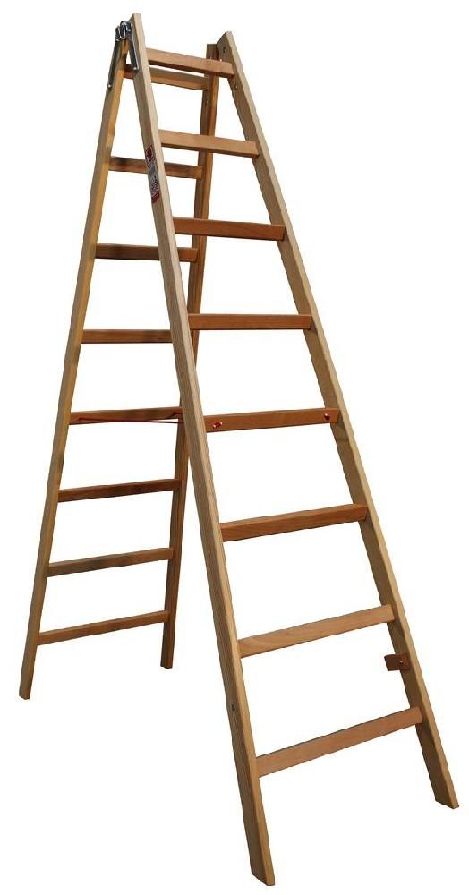 Štafle dřevěné JUMBO 2X8