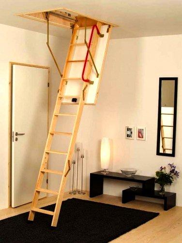 Půdní schody DOLLE EXTRA 130x70 cm