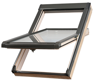 Střešní okno DACHSTAR - OKPOL ENEVI TSO E1 114x118 cm