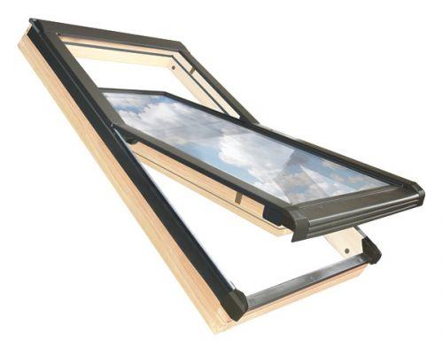 Střešní okno DACHSTAR - OKPOL ENEVI VSO E2 114x118 cm