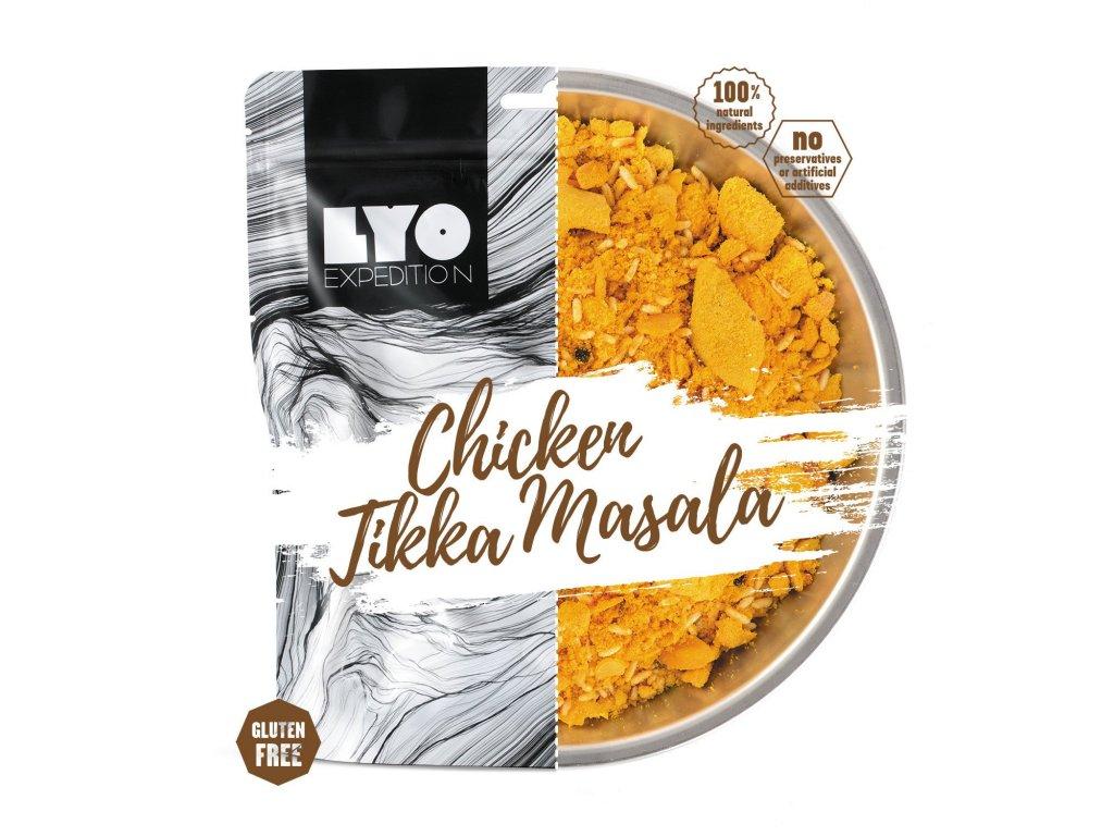 Lyo food kuřecí tikka masala 1
