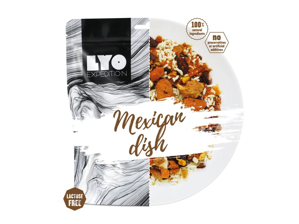 Lyo Food Mexická pánev 1