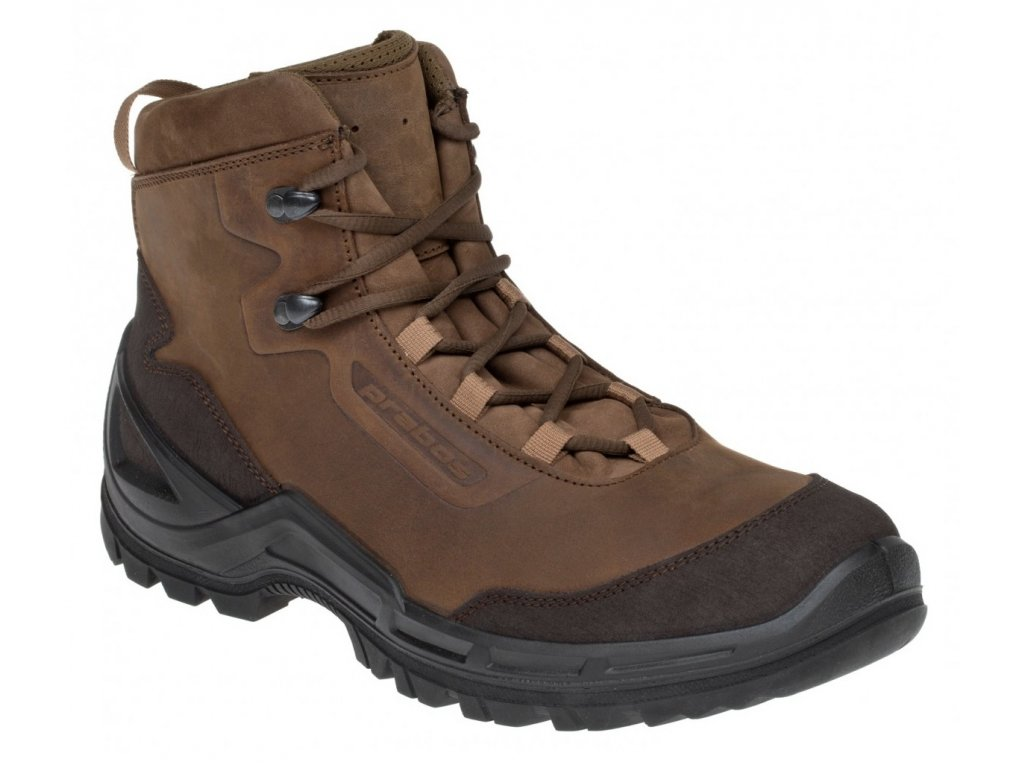 vagabund ankle loamy brown