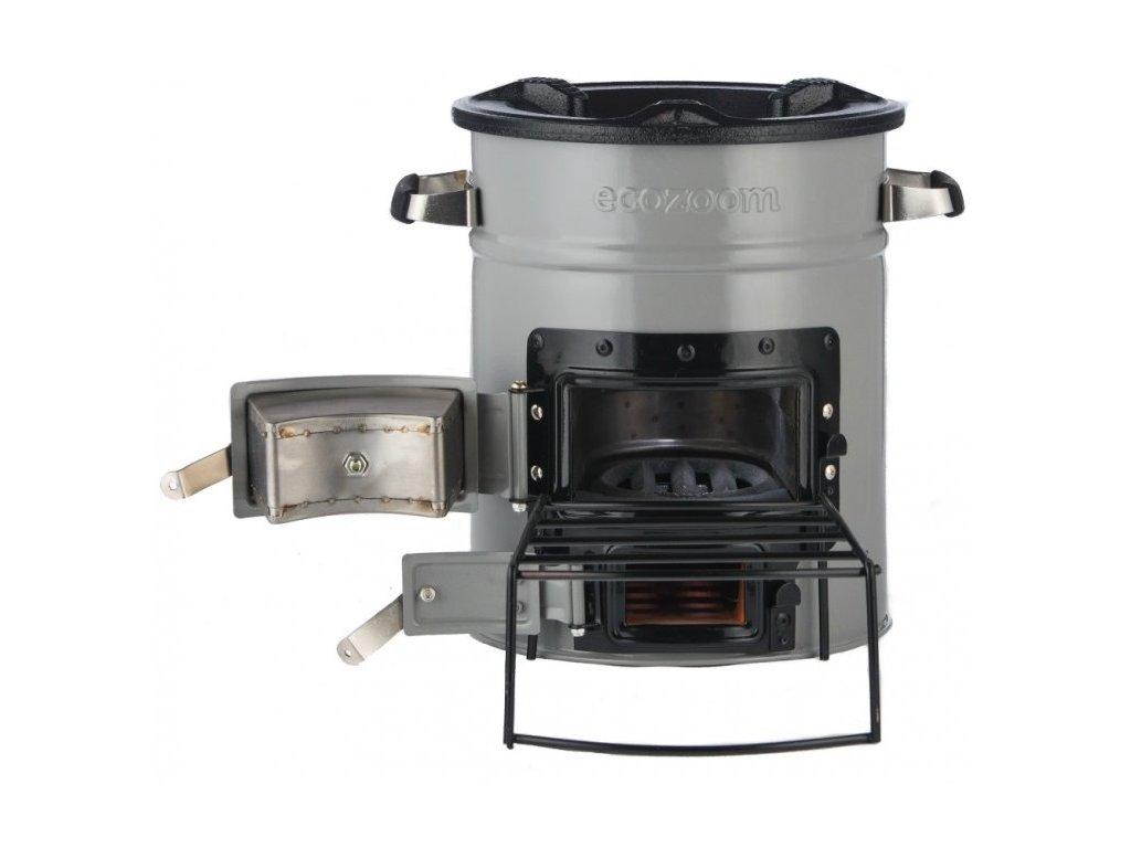 Turbo vařič EcoZoom Versa 1