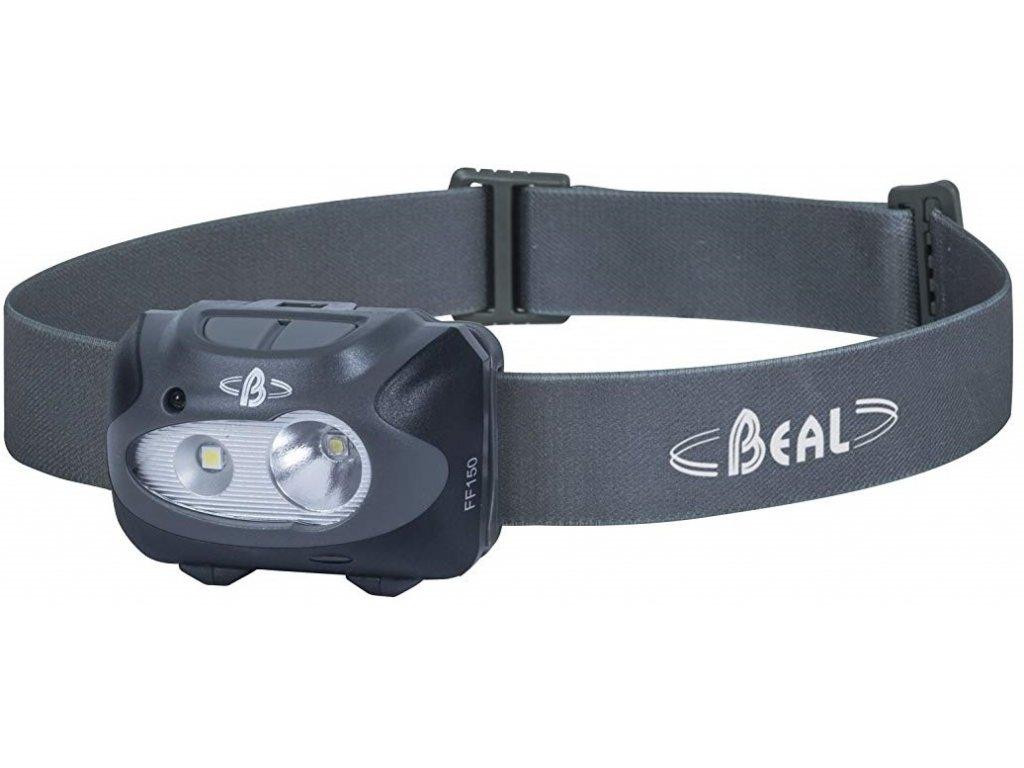 čelovka Beal FF150 šedá