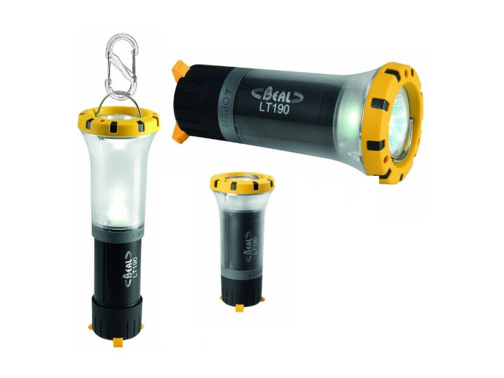 Svítilna Beal LT190 žlutá