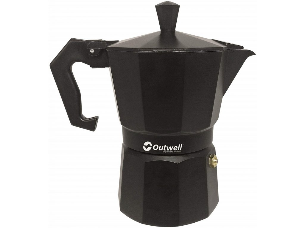 Outwell Alava Espresso Maker 2 Cups 1