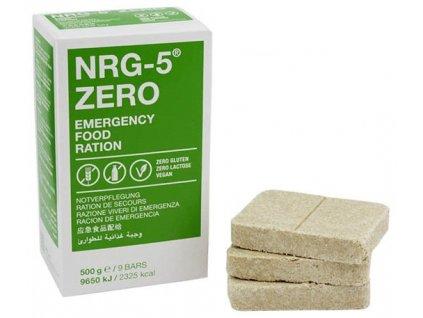 Nouzová potravinová dávka NRG 5 ZERO