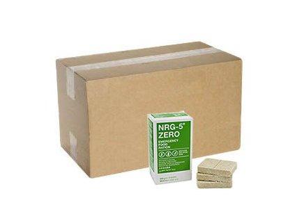 Nouzová potravinová dávka NRG 5 ZERO karton