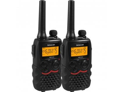 Vysílačky SMR 600 TWIN SENCOR 1