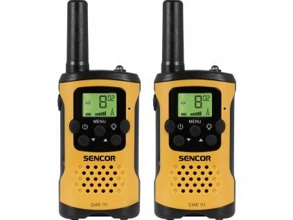 Vysílačky SMR 111 TWIN SENCOR 1