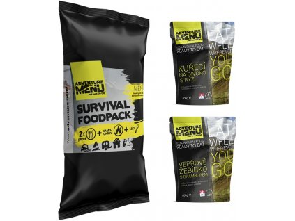 SURVIVAL FOOD PACK – MENU III