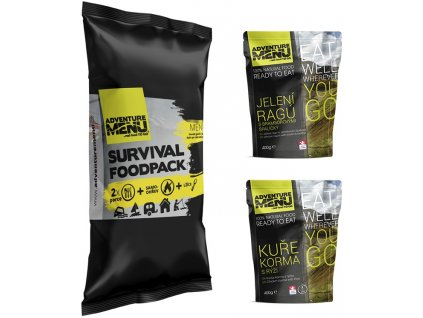 SURVIVAL FOOD PACK – MENU IV