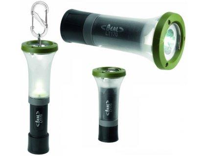 Svítilna Beal LT170 zelená