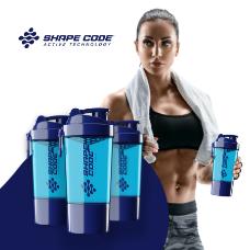 SHAPE CODE® Shaker Bottle – ať je každý trénink výjimečný!