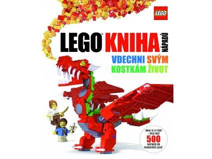3171 CZ Lego kniha napadu