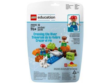 2000445 Lego® Duplo - Most přes řeku