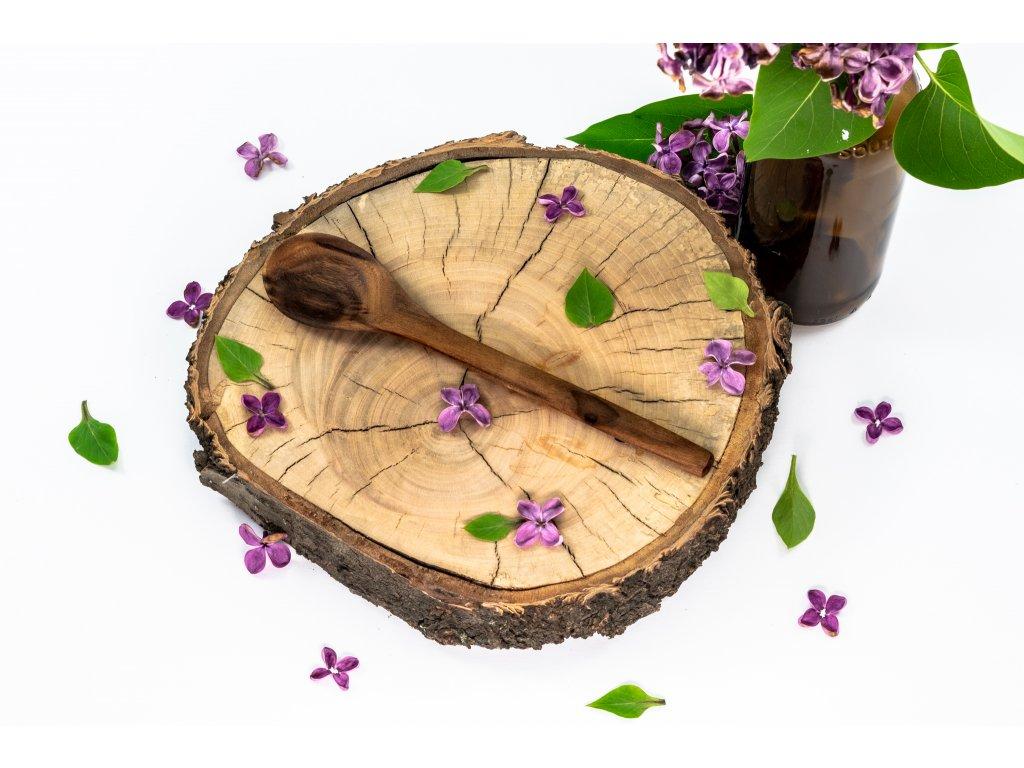 dřevěná lžíce