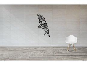 greywall greywoofenfloor chair parrot