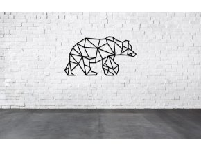 bear whitebrick greyfloor
