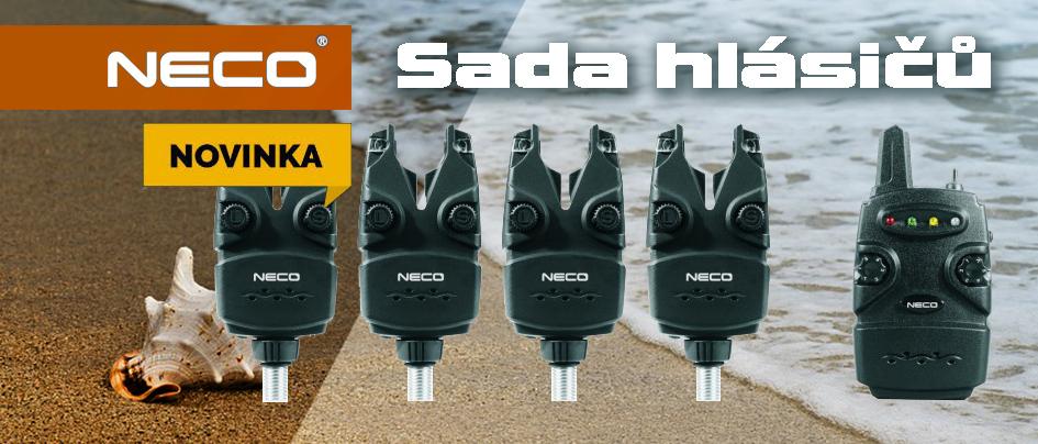 Nové signalizátory značky NECO