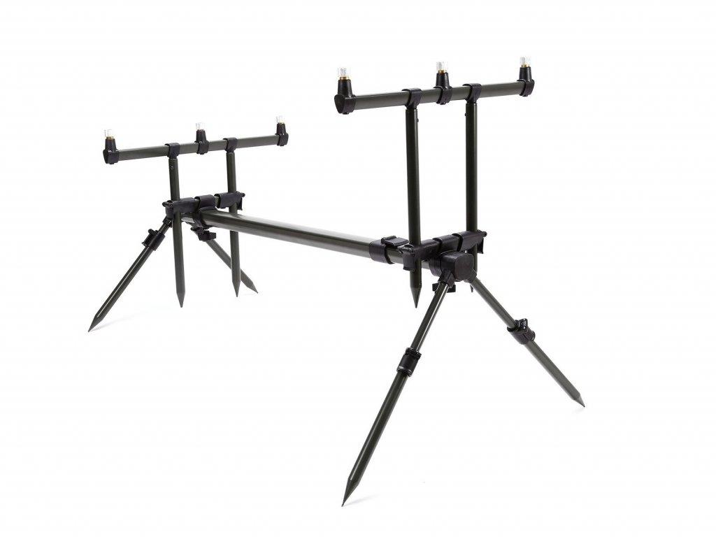 SaxCarp Stojan Rod Pod 3 Rods 65-115cm