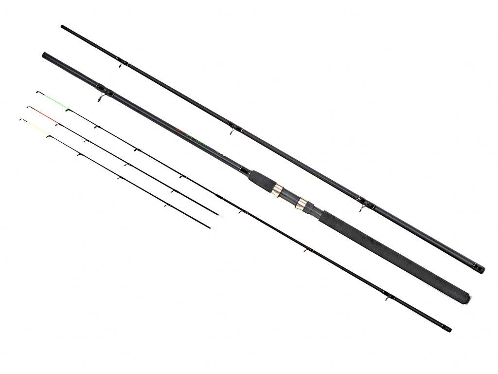 Prut Genesis Feeder 3,3 m 60-120 g 3+3 díly